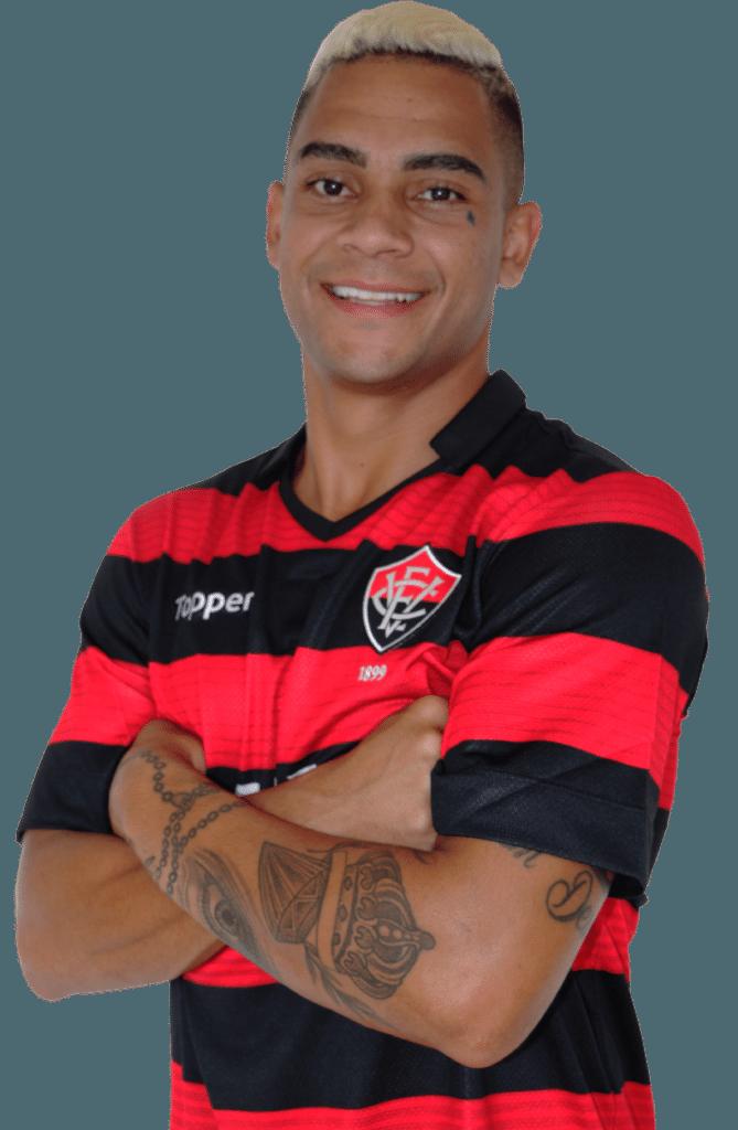 Bryan da Silva Garcia, lateral esquerdo do Vitória