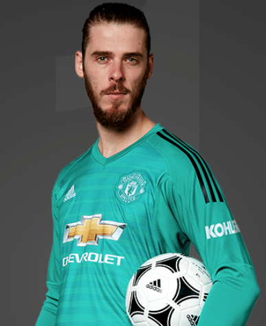 De Gea, goleiro do Manchester United