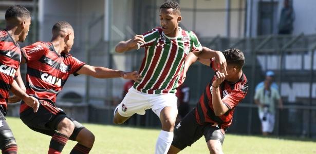 Fla-Flu pela final da Copa do Brasil sub-17 foi adiado por surto de caxumba - Mailson Santana/Fluminense