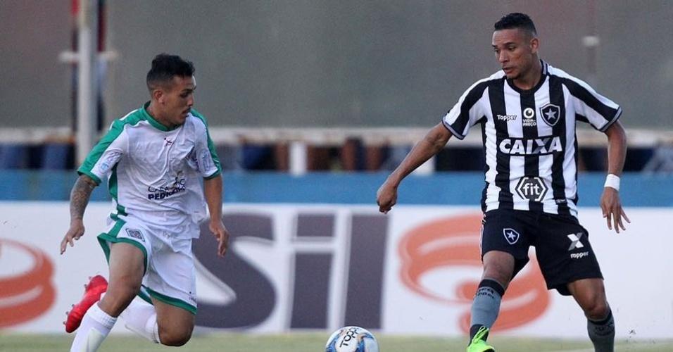 Botafogo foi derrotado pela Cabofriense