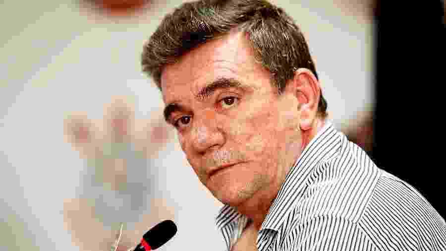 Andrés Sanchez, presidente do Corinthians - LUIS MOURA/WPP/ESTADÃO CONTEÚDO