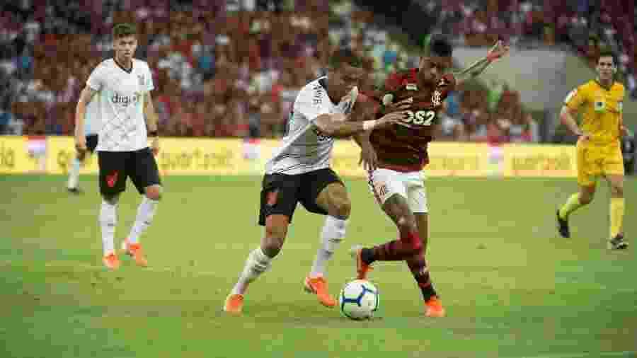 Flamengo encara o Fortaleza no primeiro jogo sem o técnico Abel Braga - Alexandre Vidal / Flamengo
