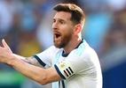 Argentina escala Messi e Dybala juntos; Chile muda time por 3º lugar - REUTERS/Pilar Olivares