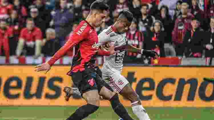 Flamengo x Athletico - Gabriel Machado/AGIF - Gabriel Machado/AGIF