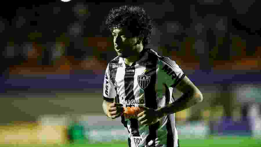 Luan, meia-atacante do Atlético-MG, está perto de acertar transferência para o futebol japonês - Bruno Cantini/Divulgação/Atlético-MG