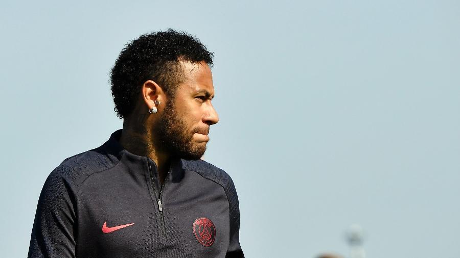 Neymar treina pelo PSG - Aurelien Meunier - PSG/PSG via Getty Images