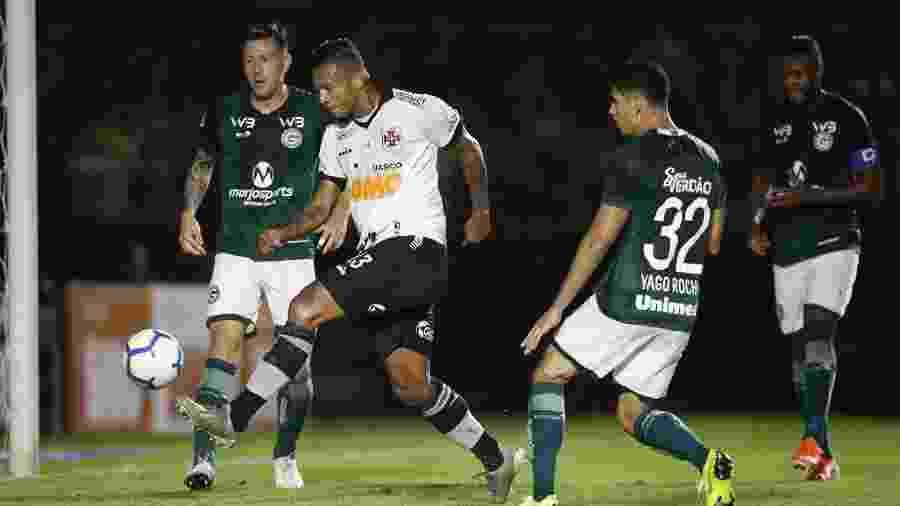 Vasco e Goiás se enfrentam em São Januário pelo jogo de ida da terceira fase da Copa do Brasil - Rafael Ribeiro / Vasco
