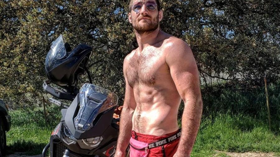 Sean Strickland, lutador de MMA - Instagram