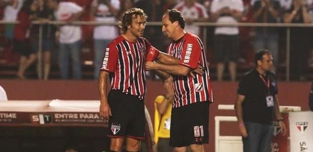 Diego Lugano acertou seu retorno ao São Paulo após 10 temporadas