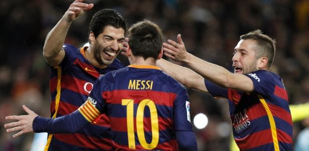 Suárez já coleciona vários títulos no Barça e é um dos artilheiros do Espanhol