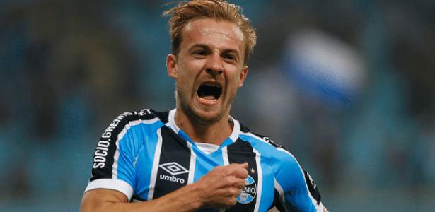 Marcelo Hermes está fora dos planos do Grêmio e pode ser negociado