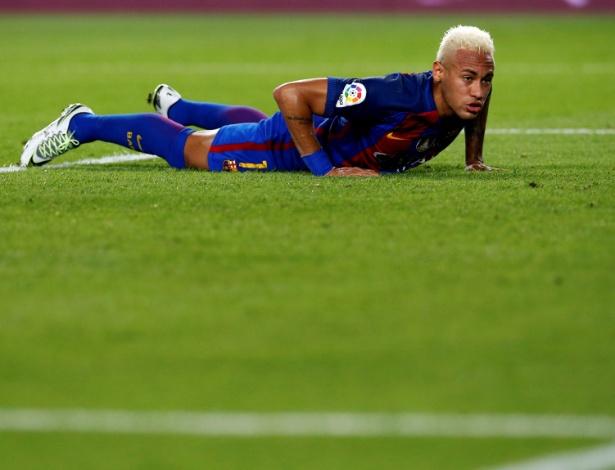 Neymar constesta processo movido pela Receita Federal