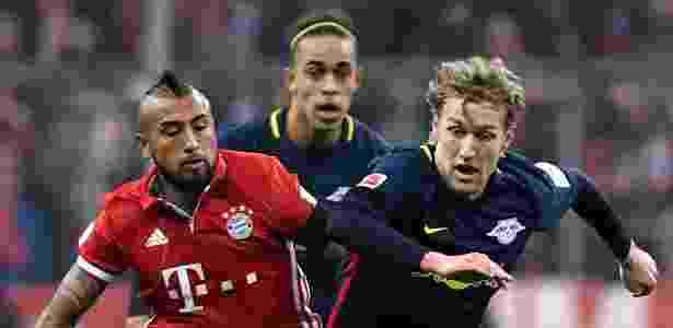 Arturo Vidal poderá sair do Bayern de Munique - Xinhua/Imago/ZUMAPRESS