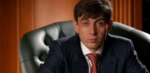 Sergey Galitsky tentou, sem sucesso, ser jogador de futebol