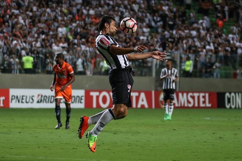 Fred já tem cinco gols na Libertadores, com apenas duas partidas