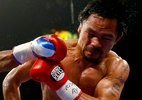 Mayweather diz que voltará aos ringues para enfrentar Pacquiao neste ano - Al Bello/Getty Images