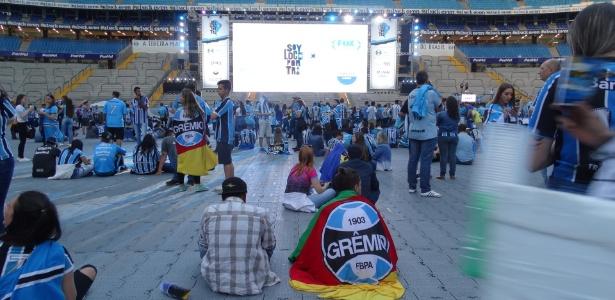 Sucesso do evento na final da Libertadores faz Tricolor programar segunda edição