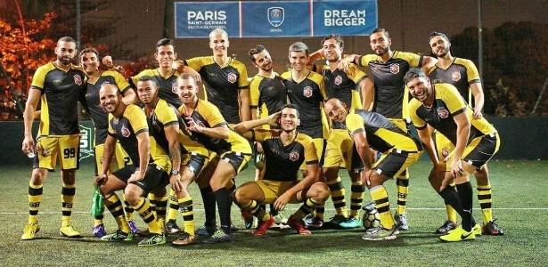 Bees Cats, time brasileiro de futebol formado por homossexuais