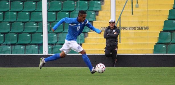 Israel assinou contrato de três anos com o Grêmio após ir bem na Copa SP