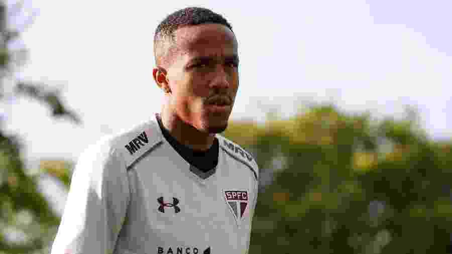 Militão foi do São Paulo entre 13 e 20 anos e disputou 57 partidas como profissional, com quatro gols - Marcello Zambrana/AGIF