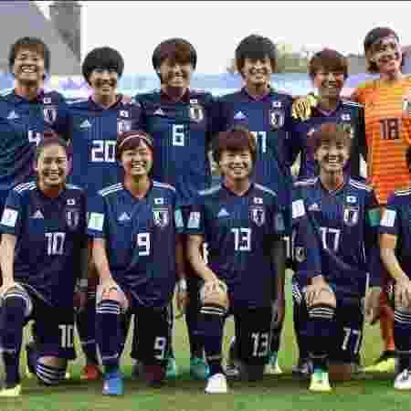 A desistência se deve ao fato do país estar focado na organização dos Jogos Olímpicos de Tóquio-2020, adiados para 2021 - Reprodução/Twiter FIFAWWC
