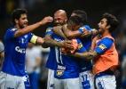 Corinthians perde para Cruzeiro e vê risco de rebaixamento aumentar - Pedro Vilela/Getty Images