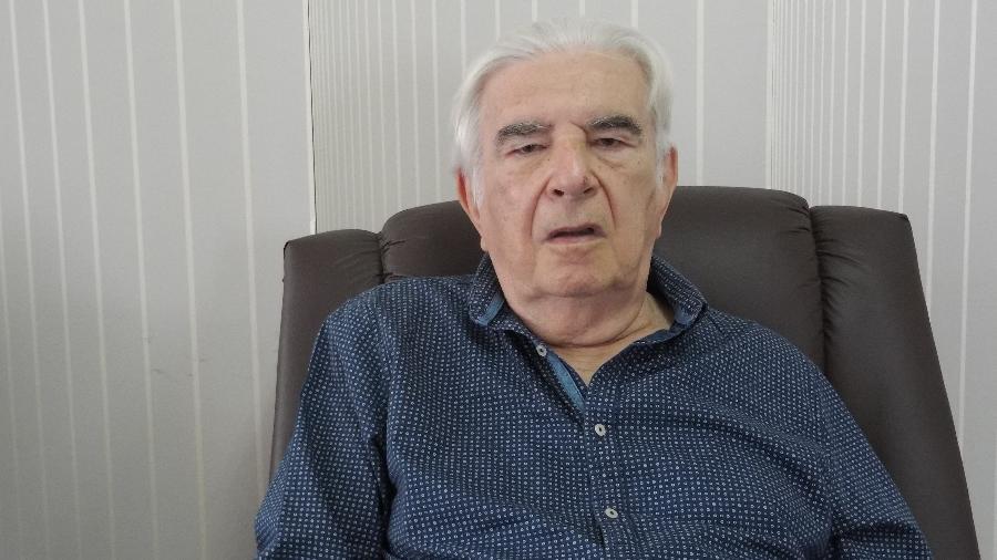 Roberto Petri, jornalista esportivo - Gabriel Carneiro/UOL