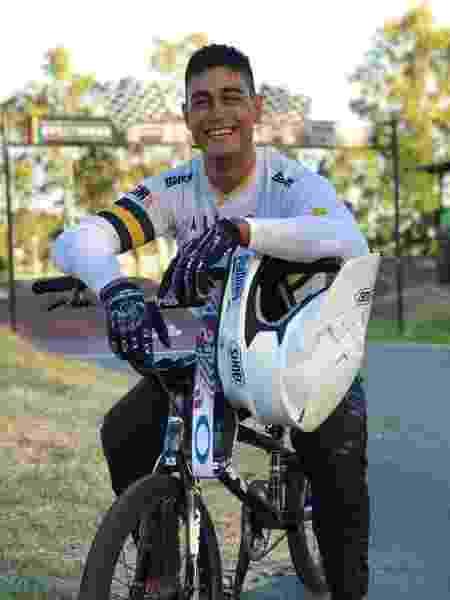 Kai Sakakibara, ciclista australiano - Divulgação/Australian Cycling Team