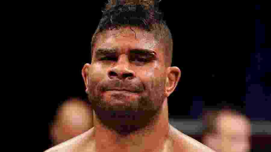 Alistair Overeem teve premiação de aproximadamente R$ 2,3 milhões durante o UFC de Jacksonville  - Cooper Neill/Zuffa LLC via Getty Images