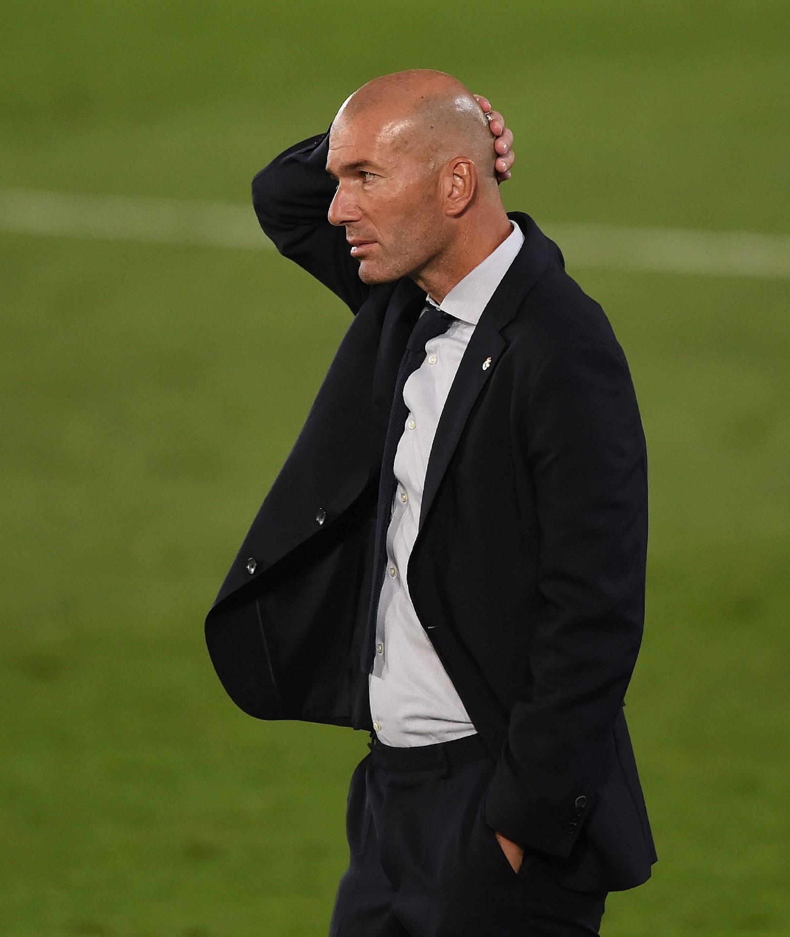 Zinedine Zidane: seu tempo no Real Madrid está se esgotando?