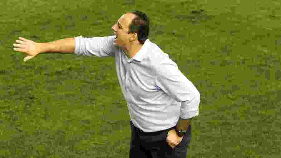 Técnico do Fortaleza, Rogerio Ceni encara o São Paulo pela Copa do Brasil - Fernanda Luz/AGIF