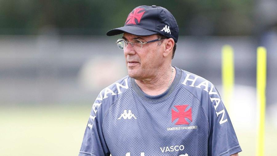 Luxemburgo é o principal nome da diretoria do Cruzeiro para comandar o clube na sequência da temporada - Rafael Ribeiro / Vasco
