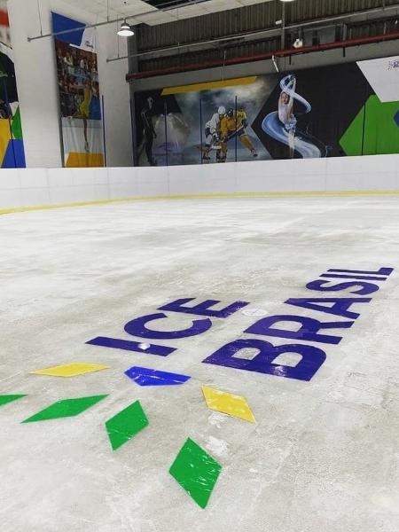 Arena Ice Brasil - Divulgação
