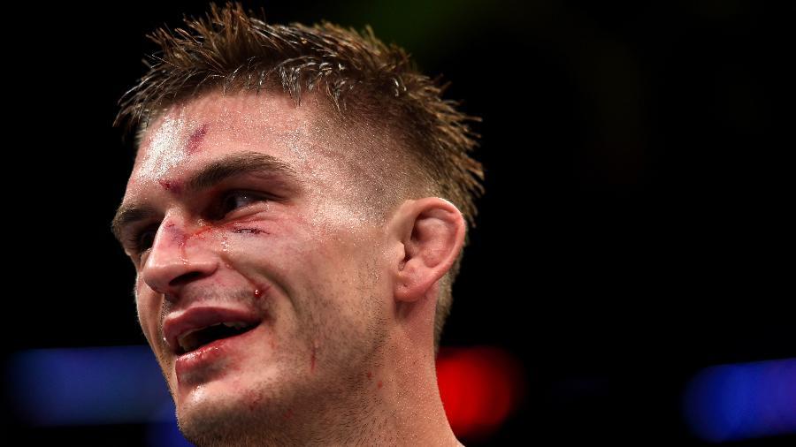 Johnny Case, ex-lutador do UFC, foi preso pelo crime de agressão doméstica - Brandon Magnus/Zuffa LLC/Zuffa LLC via Getty Images