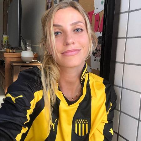 Fernanda Colombo atua desde 2018 como comentarista de arbitragem  - Reprodução/Instagram