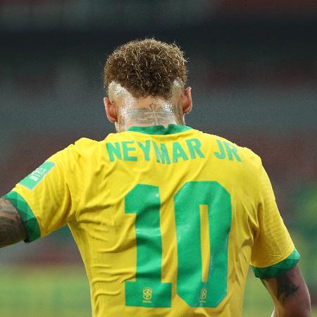 Neymar contra o Equador: único craque  - Buda Mendes/Getty Images