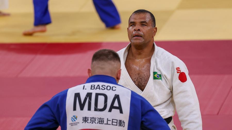 Antônio Tenório ficou sem medalha nas Paralimpíadas 2020 - Matsui Mikihito/CPB