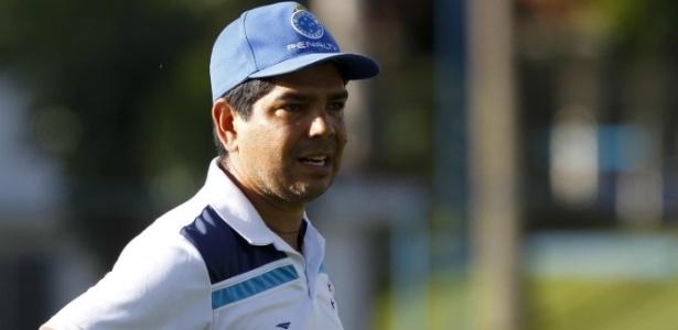 Marcos Valadares é o comandante dos garotos do Cruzeiro na Copa São Paulo