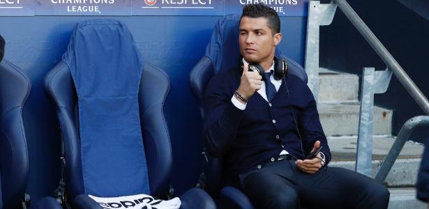 """Cristiano Ronaldo foi definido como uma """"placa de publicidade humana"""" pela Forbes"""