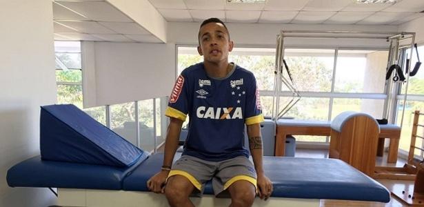 Rafinha é o novo reforço do Cruzeiro