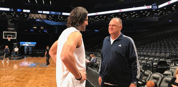 Divulgação / Brooklyn Nets