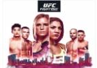 Bethe Correia e Holly Holm são destaque em pôster do UFC Cingapura