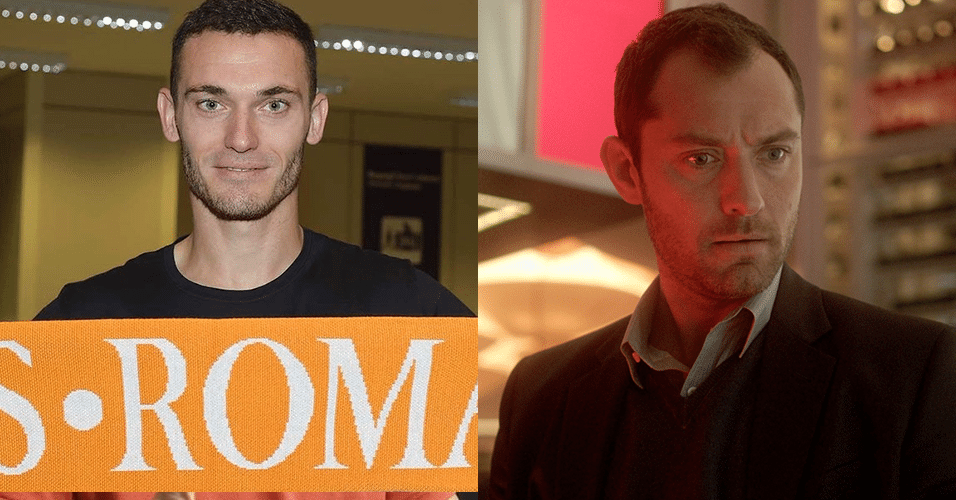 THOMAS VERMAELEN - Jude Law
