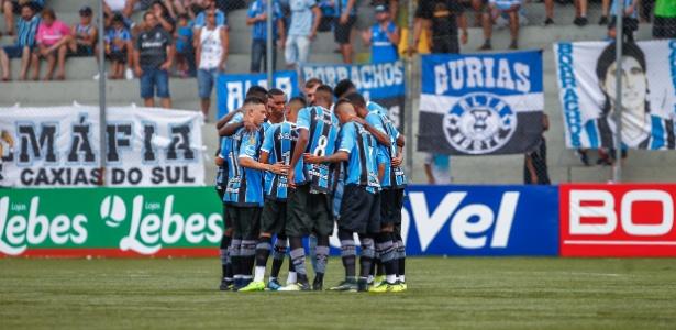 Grêmio de transição perdeu novamente, foi a terceira derrota seguida da equipe