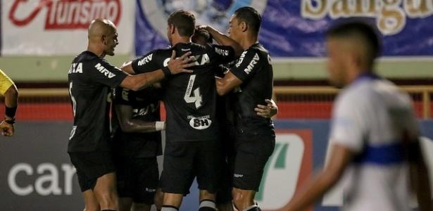 Pela terceira vez na Copa do Brasil o Atlético-MG tem pela frente um rival invicto na temprorada