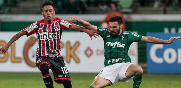 Bruno Henrique ganhou espaço no time titular após jogo contra o Corinthians