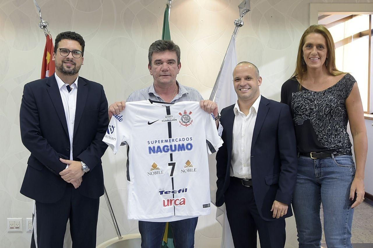 Corinthians anuncia que participará da Superliga de vôlei masculino de 2018/19