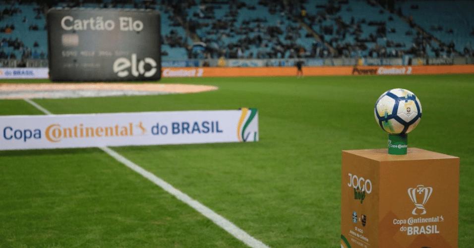 Arena do Grêmio pronta para receber Grêmio x Flamengo pela Copa do Brasil