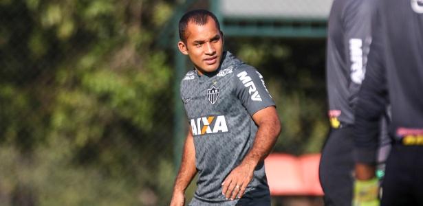 Edinho não se firma no Atlético-MG e deve deixar o clube para voltar ao Fortaleza - Bruno Cantini/Divulgação/Atlético-MG