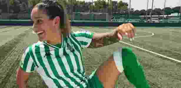 Ana Romero se formou em medicina nas horas vagas da carreira de jogadora - Reprodução/Instagram